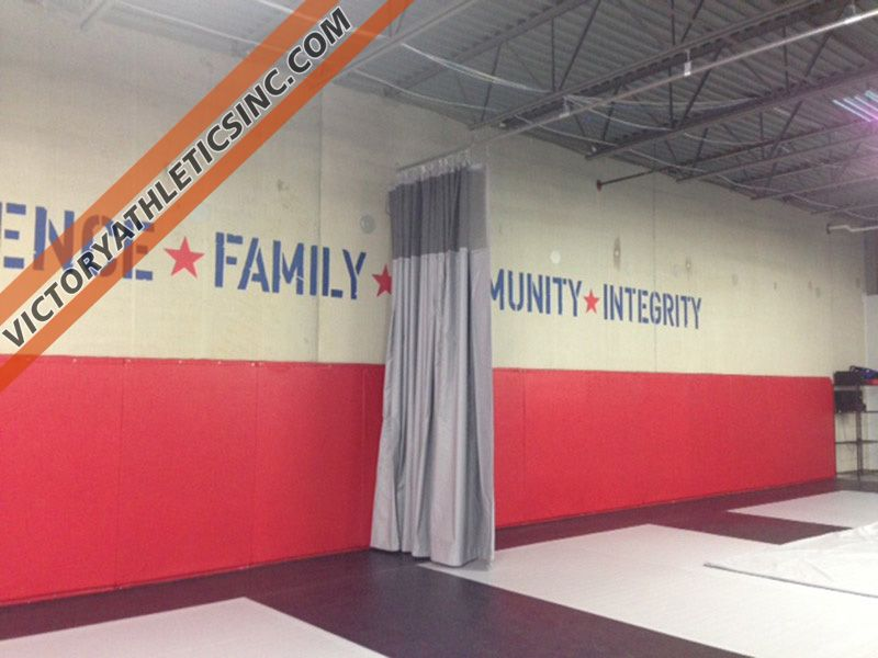 Divider Curtains | Victory Athletics