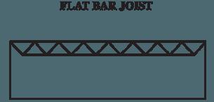 Flat-bar-joist