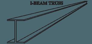 I-beam-truss