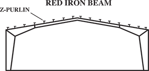 Red-iron-beam
