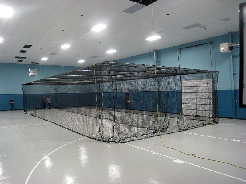 Retractable batting cages arnhistoria