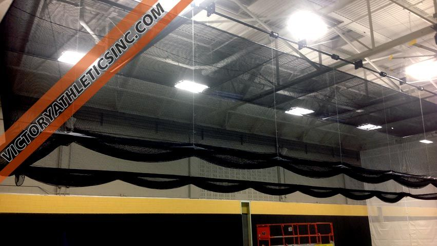 Retractable Batting Cages