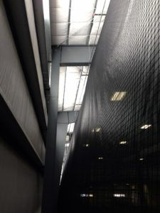 protective interior netting